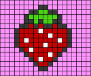 Alpha pattern #31587