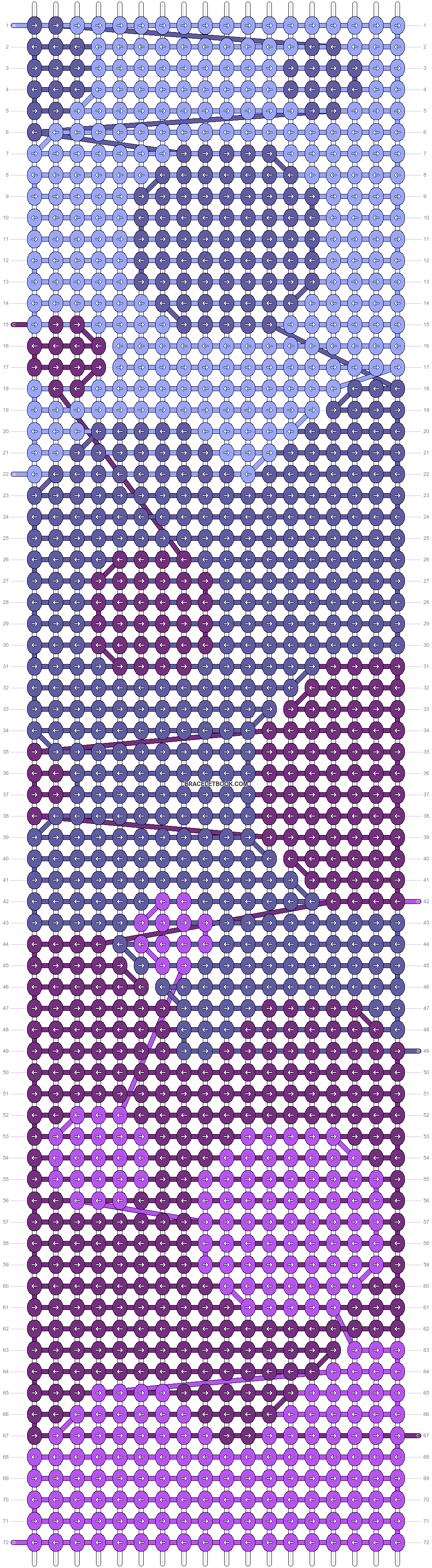 Alpha pattern #31590 pattern