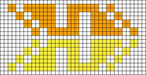 Alpha pattern #31601