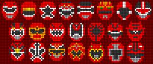Alpha pattern #31605