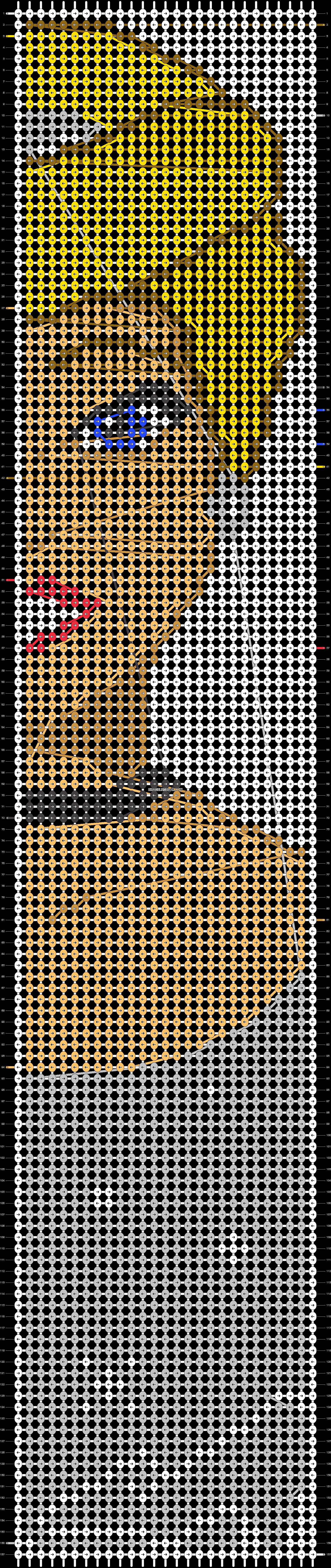 Alpha pattern #31619 pattern