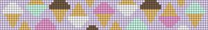 Alpha pattern #31620