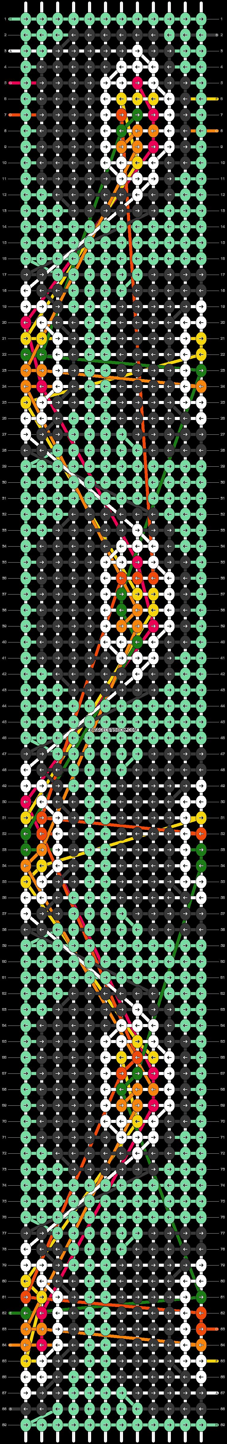 Alpha pattern #31621 pattern