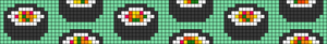 Alpha pattern #31621