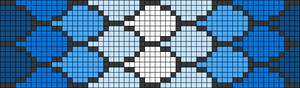 Alpha pattern #31628