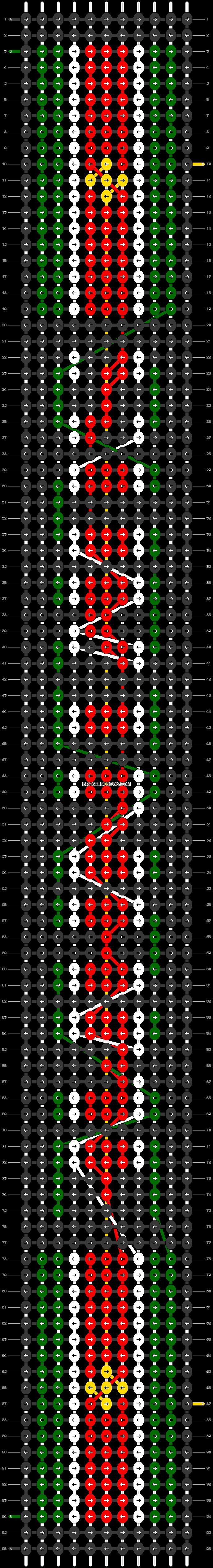 Alpha pattern #31640 pattern