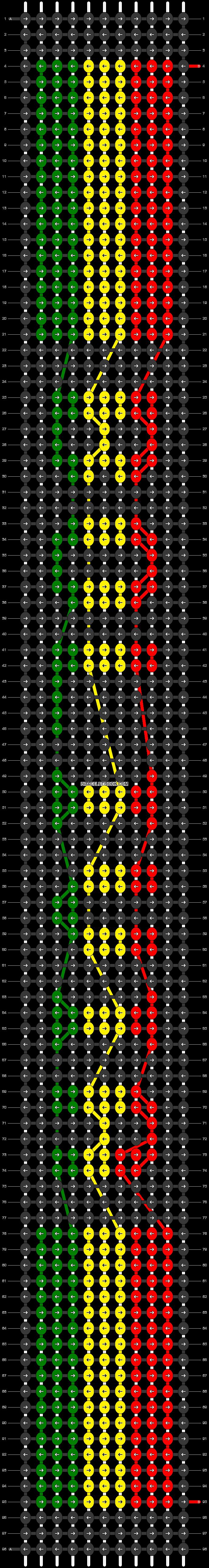 Alpha pattern #31641 pattern