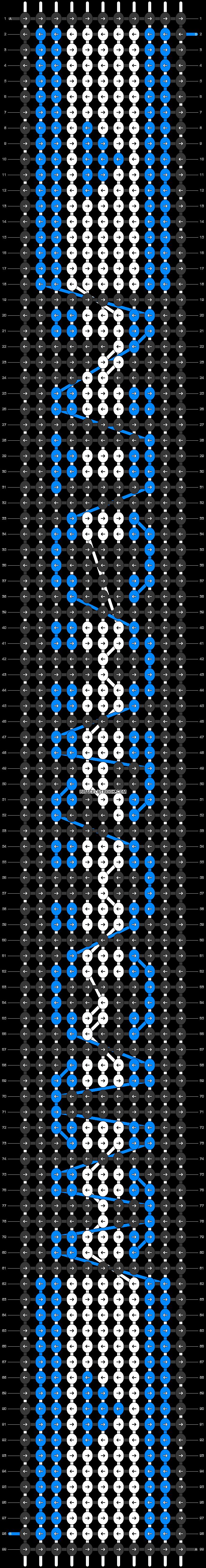 Alpha pattern #31642 pattern