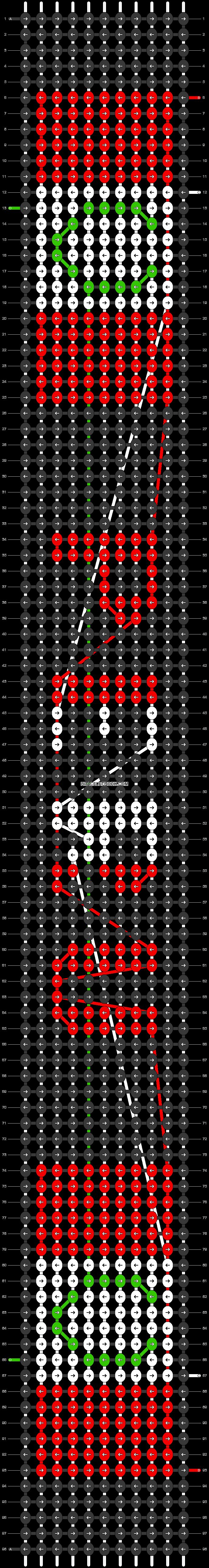 Alpha pattern #31644 pattern