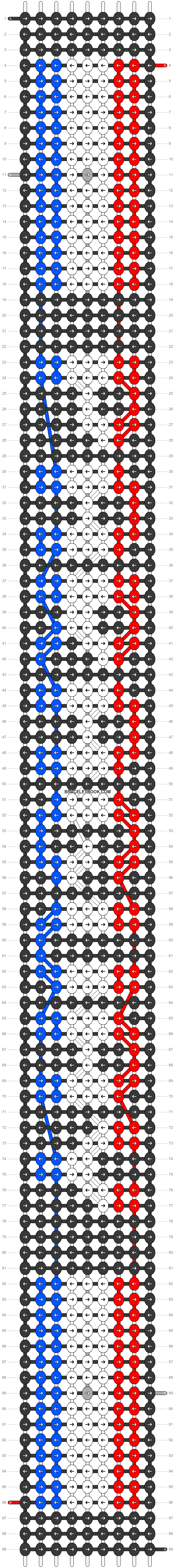 Alpha pattern #31646 pattern