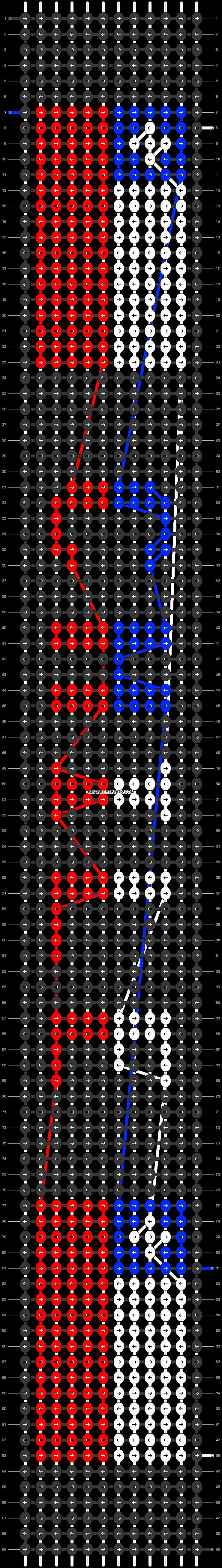 Alpha pattern #31647 pattern
