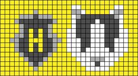 Alpha pattern #31655