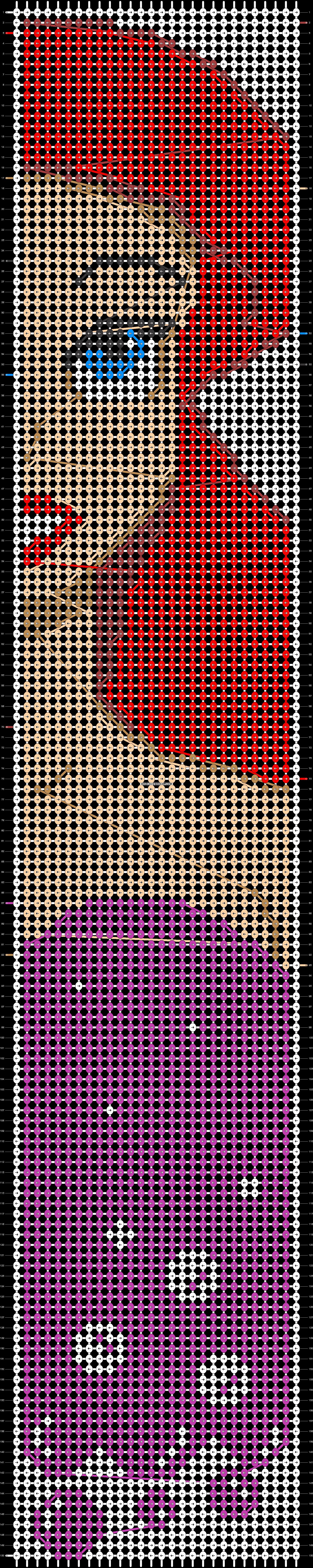 Alpha pattern #31661 pattern
