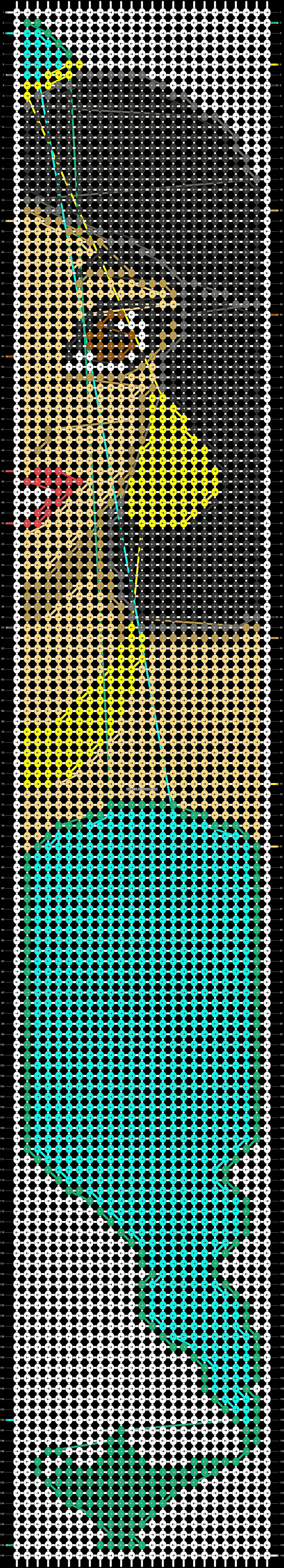 Alpha pattern #31663 pattern