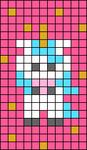 Alpha pattern #31722