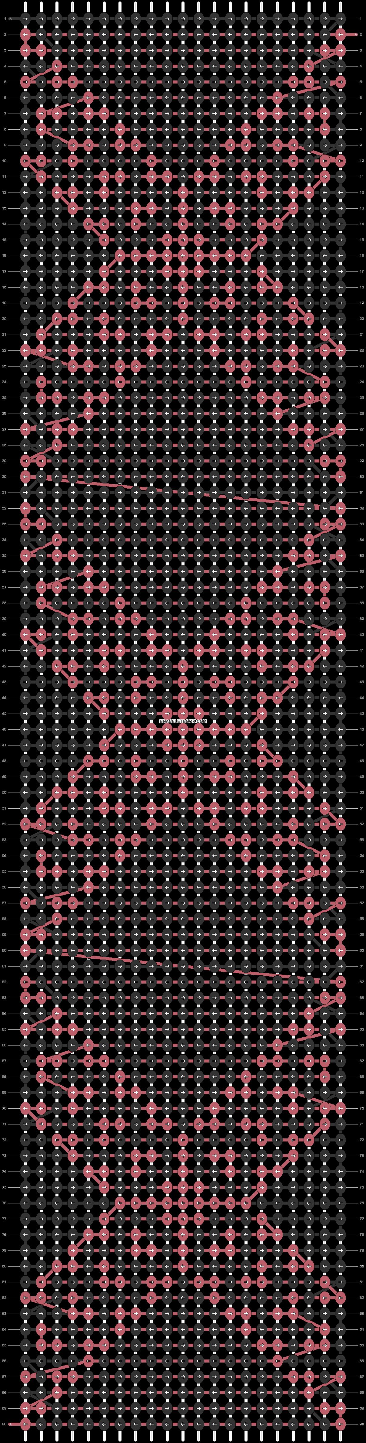 Alpha pattern #31729 pattern