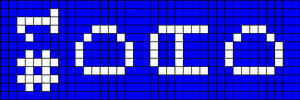 Alpha pattern #31731