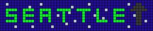 Alpha pattern #31733