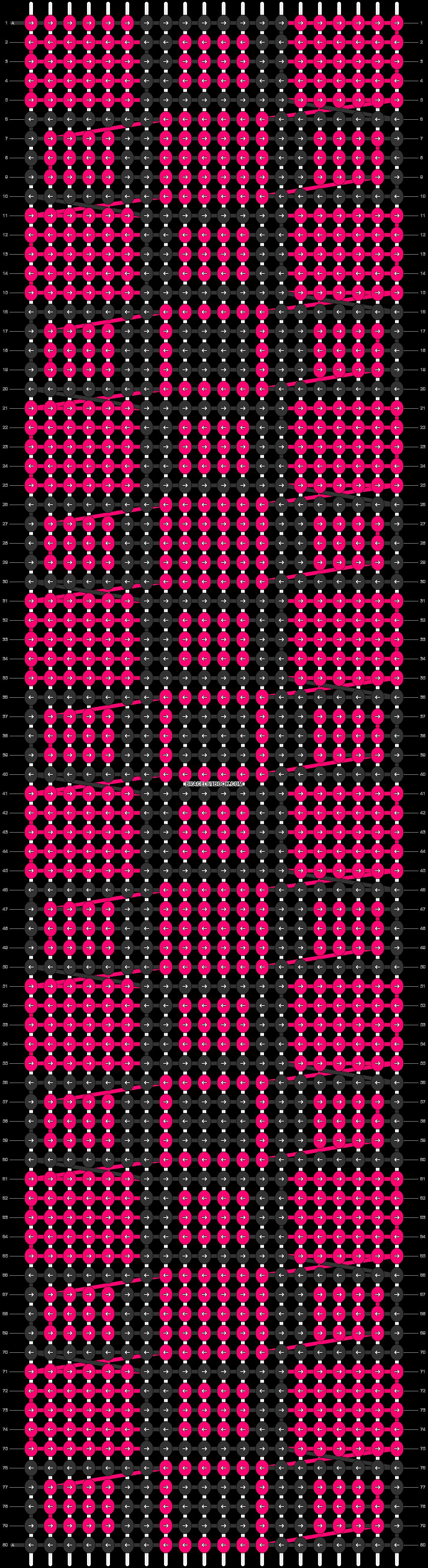 Alpha pattern #31744 pattern