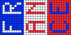 Alpha pattern #31754