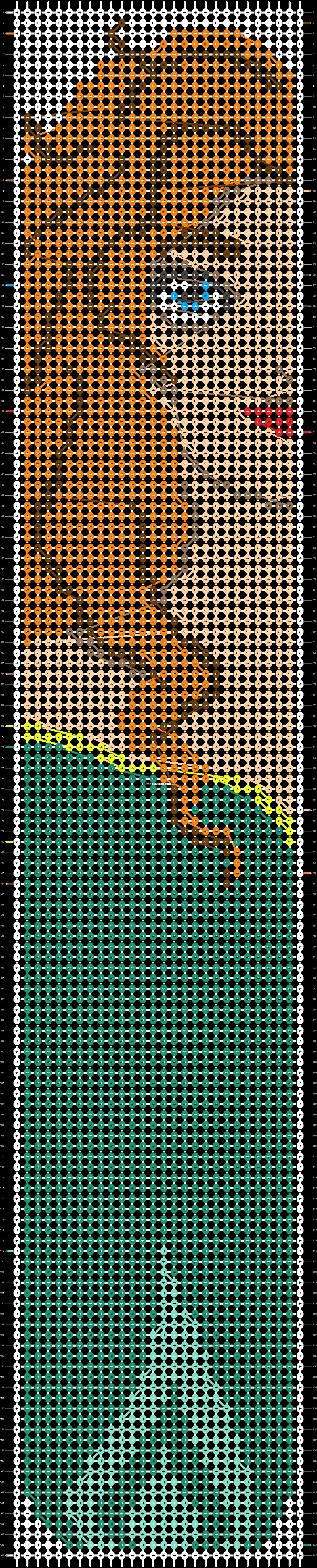 Alpha pattern #31786 pattern