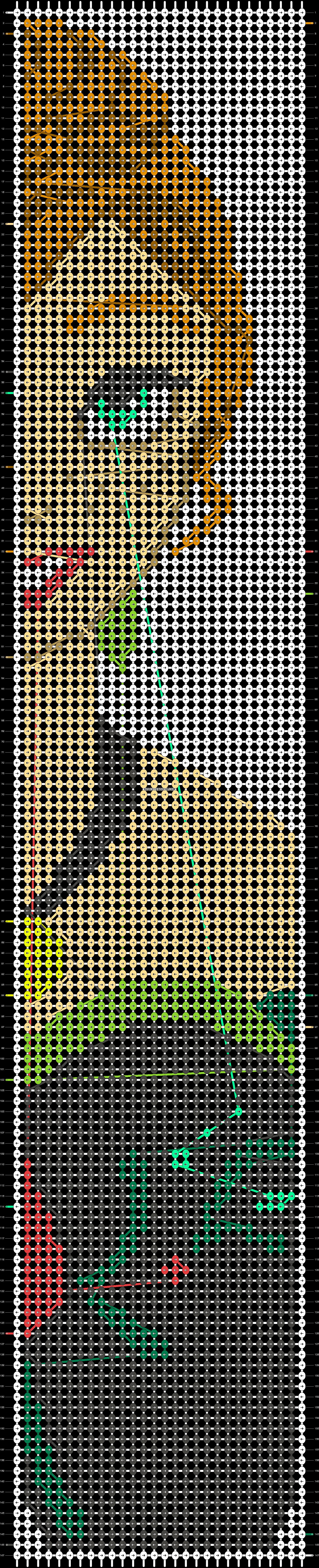 Alpha pattern #31791 pattern
