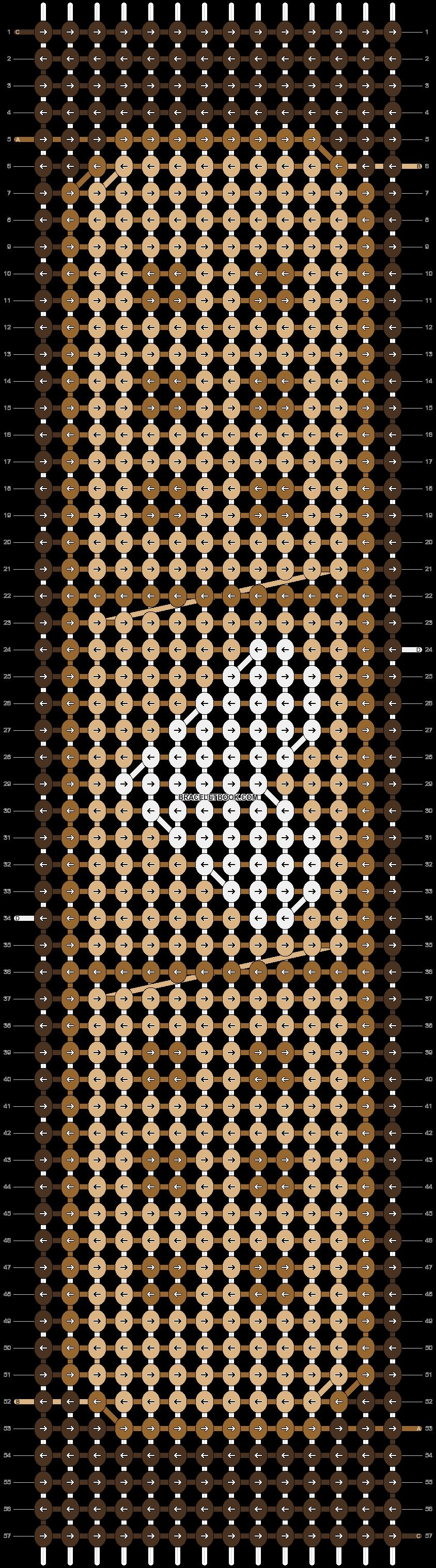 Alpha pattern #31801 pattern