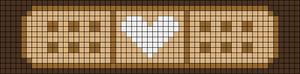 Alpha pattern #31801