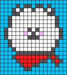 Alpha pattern #31820
