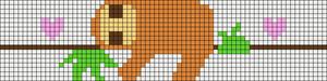 Alpha pattern #31826