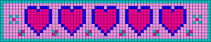Alpha pattern #31844