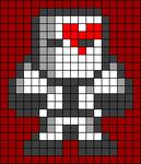 Alpha pattern #31846