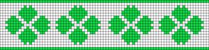 Alpha pattern #31850