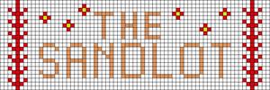 Alpha pattern #31851