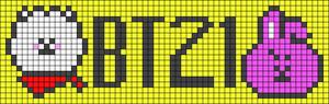 Alpha pattern #31867
