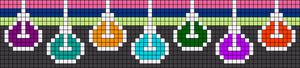 Alpha pattern #31913