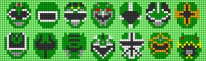 Alpha pattern #31931