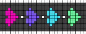 Alpha pattern #31932