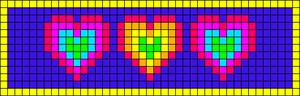 Alpha pattern #32019