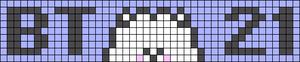 Alpha pattern #32020