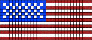 Alpha pattern #32021