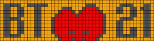 Alpha pattern #32026