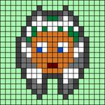 Alpha pattern #32028