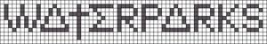 Alpha pattern #32070