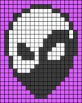 Alpha pattern #32080