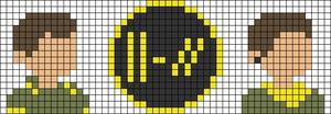 Alpha pattern #32091
