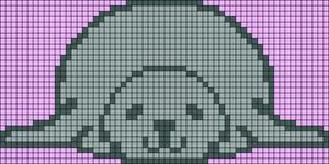 Alpha pattern #32121