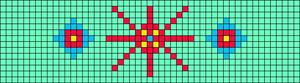 Alpha pattern #32144