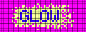 Alpha pattern #32145