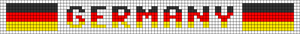 Alpha pattern #32164